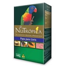 Ração Nutrópica Papinha Para Lóris - 500g