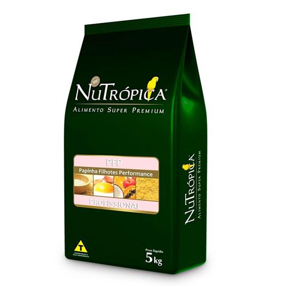 Ração Nutrópica Papinha Psitacídeos Performance - 5Kg
