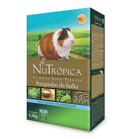 Ração Nutrópica Porquinho da Índia – 1,5Kg