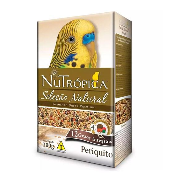 Ração Nutrópica Seleção Natural Periquito – 300g