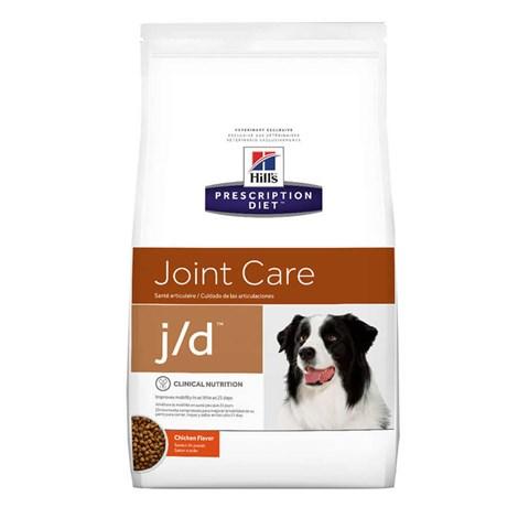 Ração P/ Cães Adulto Hills J/d Cuidados Articulares 3,8kg