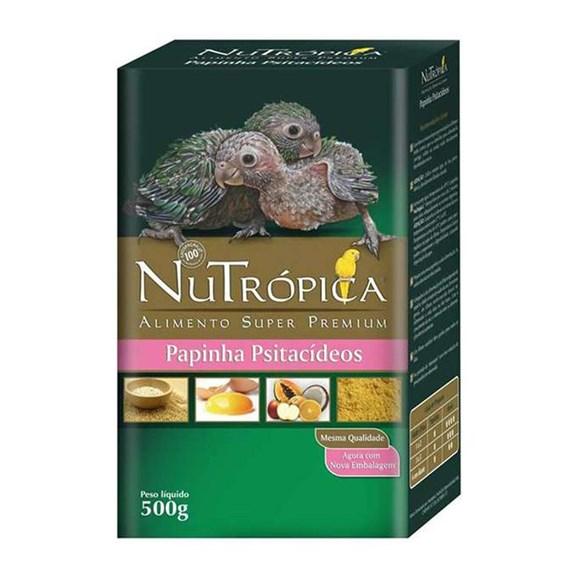 Ração para Aves Nutrópica Papinha para Psitacídeos - 500g