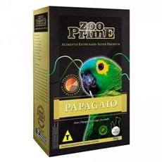 Ração Para Aves Papagaios Zoo Prime - 700g