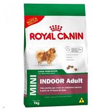 Racao para Cachorros de Ambientes Internos Royal Canin Adultos 1kg -2430