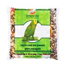 Ração Para Papagaio Com Frutas Sempre Vita – 500g