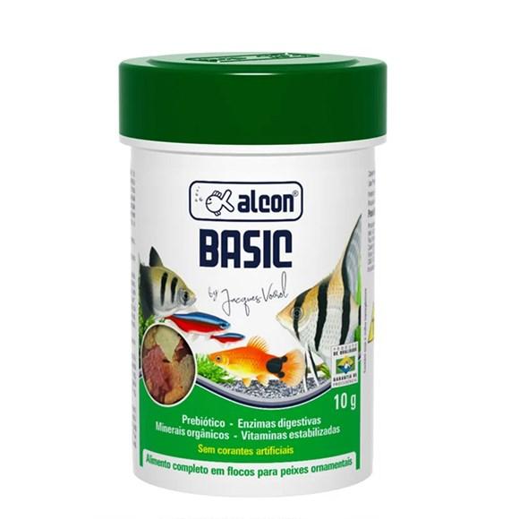 Ração Para Peixes Alcon Basic - 10g