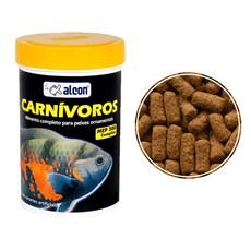 Ração Para Peixes Alcon Carnívoros - 90g