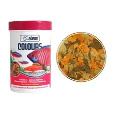 Ração Para Peixes Alcon Colours Flocos - 50g