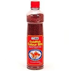 Ração Para Peixes Alcon Goldfish Colour Bits - 220g