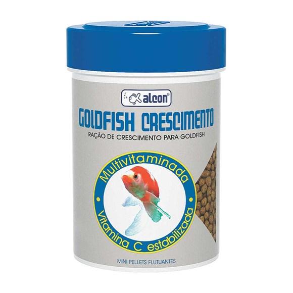 Ração Para Peixes Alcon Goldfish Crescimento - 40g