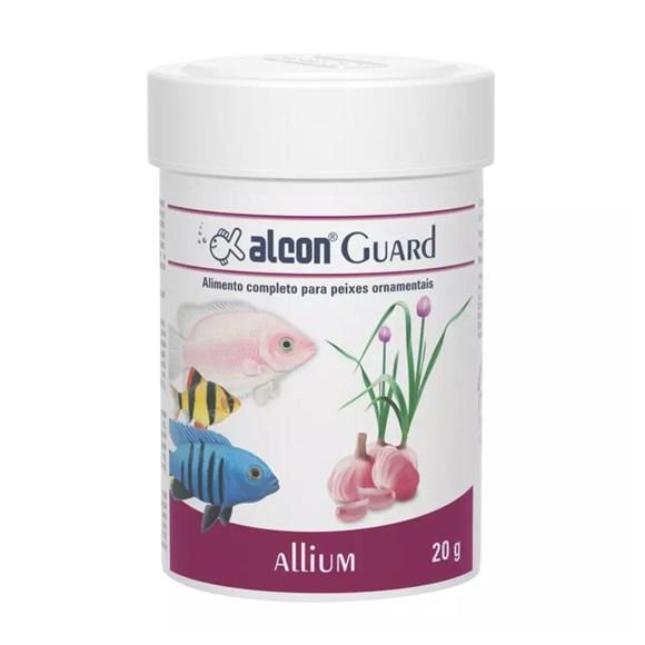 Ração Para Peixes Alcon Guard Allium - 20g