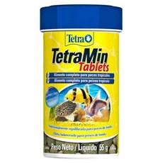 Racao Para Peixes De Fundo Tetramin Tablets 55g