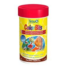 Ração Para Peixes Tetra Colorbits Grânulos - 30g