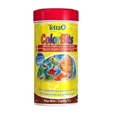 Ração Para Peixes Tetra Colorbits Grânulos - 75g