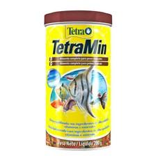 Ração Para Peixes Tetra Min 1000ml/200g