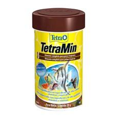Ração Para Peixes TetraMin Flakes - 20g