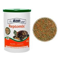 Ração Para Répteis Alcon Reptomix - 200g