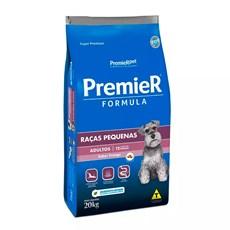 Ração Premier Fórmula Cães Adultos Raças Pequenas