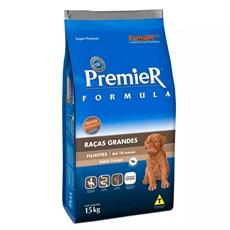 Ração Premier Fórmula Cães Filhotes Raças Grandes Frango