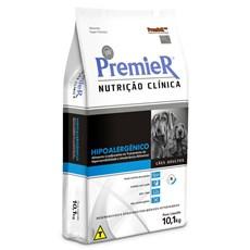 Ração Premier Nutrição Clínica Hipoalergênico Cães 10,1kg