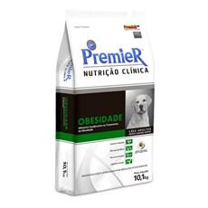 Ração Premier Nutrição Clinica Obesidade Cães Adultos Médio E Grande Porte
