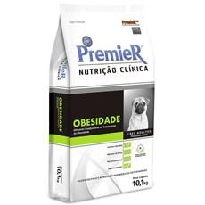 Ração Premier Nutrição Clínica Obesidade Para Cães de Pequeno Porte 10,1KG - 6026
