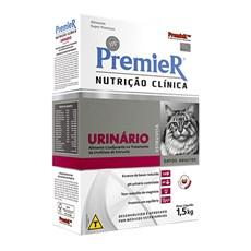 Ração Premier Nutrição Clínica Urinário Gatos Adultos - 500g