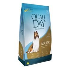 Ração Qualiday Cães Adultos Frango - 15kg