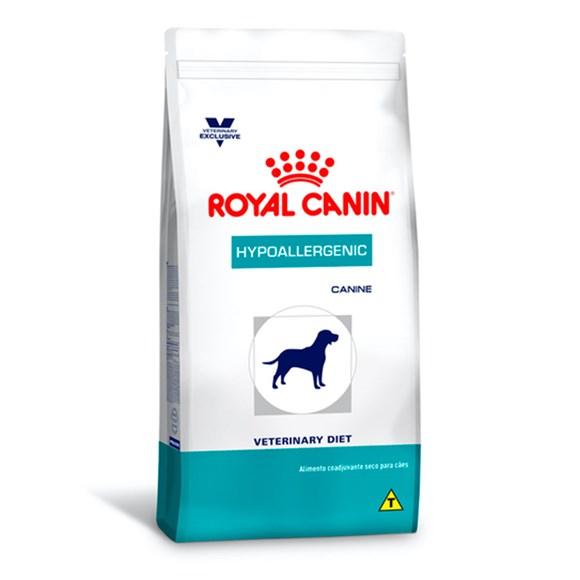 Ração Royal Canin Cães Hypoallergenic – 2kg