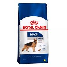 Ração Royal Canin Cães Maxi Adultos – 15kg