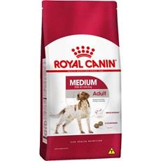 Ração Royal Canin Cães Medium Adultos – 15kg