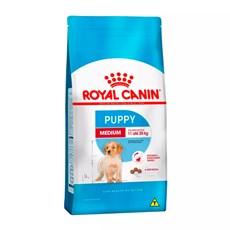 Ração Royal Canin Cães Medium Puppy – 15kg