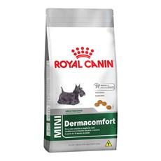 Ração Royal Canin Cães Mini Dermacomfort – 2,5kg