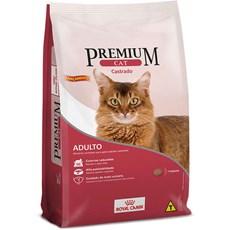 Ração Royal Canin Gatos Premium Cat Castrados – 1kg