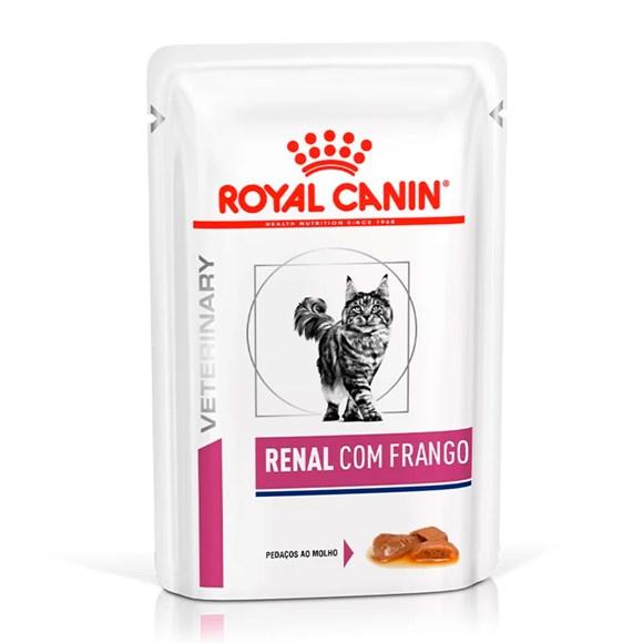 Ração Royal Canin Gatos Renal Sachê – 85g