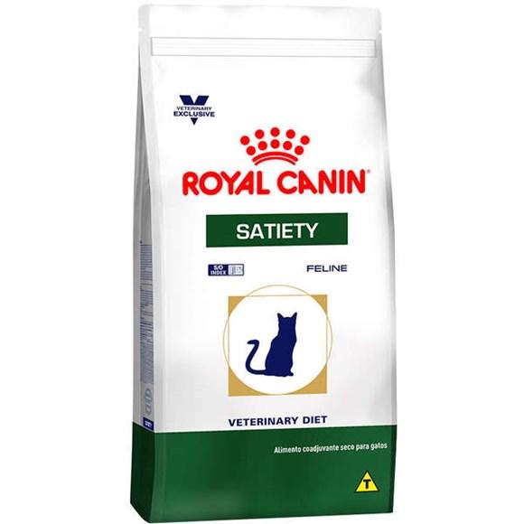 Ração Royal Canin Gatos Satiety – 1,5kg