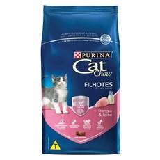 Ração Seca Cat Chow Filhotes Frango e Leite - 10,1KG