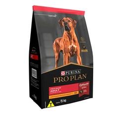 Ração Seca Pro Plan Cães Adultos Frango Raças Grandes - 15kg