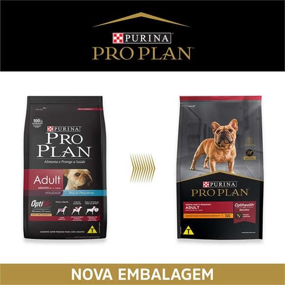 Ração Seca Pro Plan Cães Adultos Frango Raças Pequenas - 7,5kg