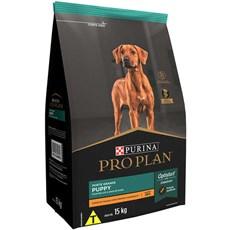 Ração Seca Pro Plan Cães Filhotes Frango Raças Grandes - 15kg
