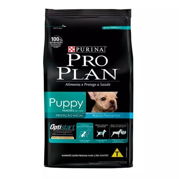 Ração Seca Pro Plan Cães Filhotes Frango Raças Pequenas - 15kg