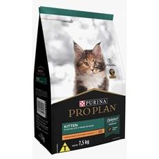 Ração Seca Pro Plan Gatos Filhotes Frango - 7,5kg