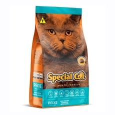 Ração Special Cat Adultos Peixe