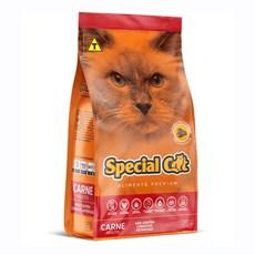 Ração Special Cat Gatos Adultos Carne