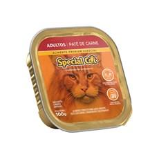 Ração Special Cat Patê Gatos Adultos Carne – 100g