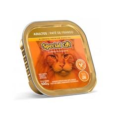 Ração Special Cat Patê Gatos Adultos Frango – 100g