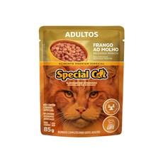 Ração Special Cat Sache Gatos Adultos Frango – 85g