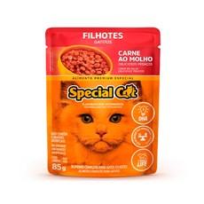 Ração Special Cat SachêGatos Filhotes Carne – 85g
