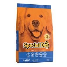 Ração Special Dog Cães Adultos Carne - 20Kg