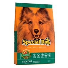Ração Special Dog Cães Adultos Vegetais – 20kg